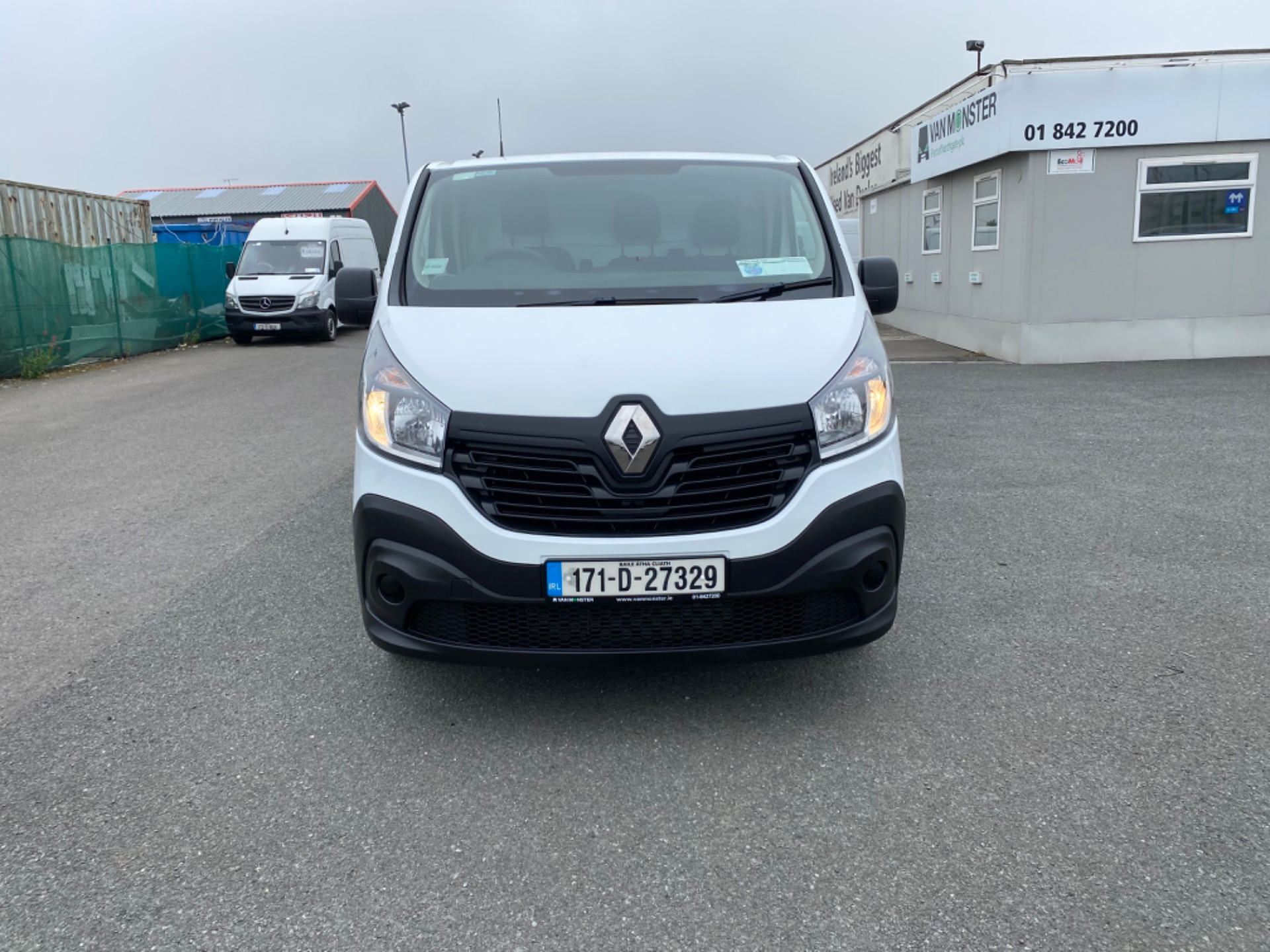 2017 Renault Trafic LL29 DCI 120 Business 3DR (171D27329) Image 1