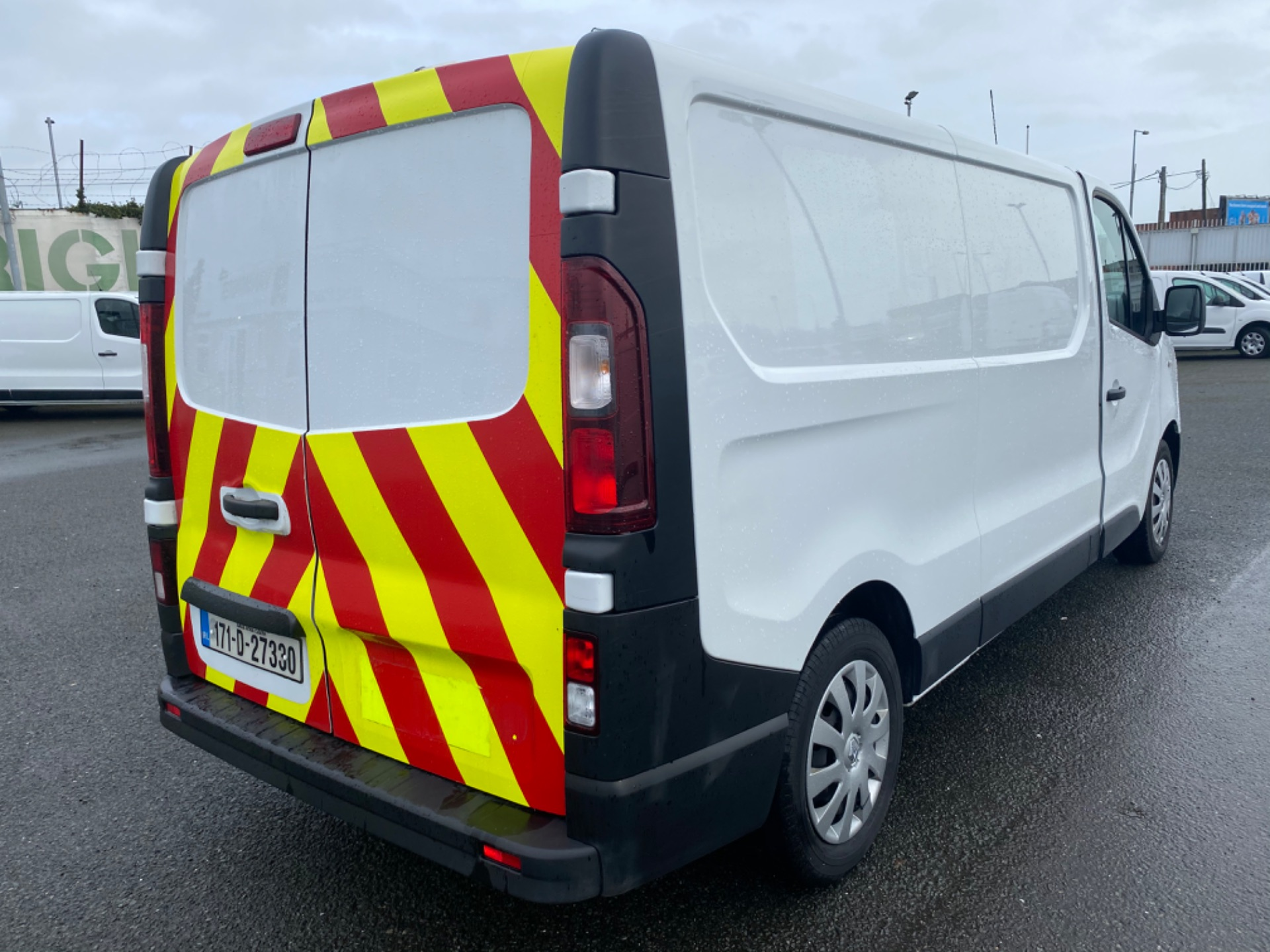 2017 Renault Trafic LL29 DCI 120 Business 3DR (171D27330) Image 7