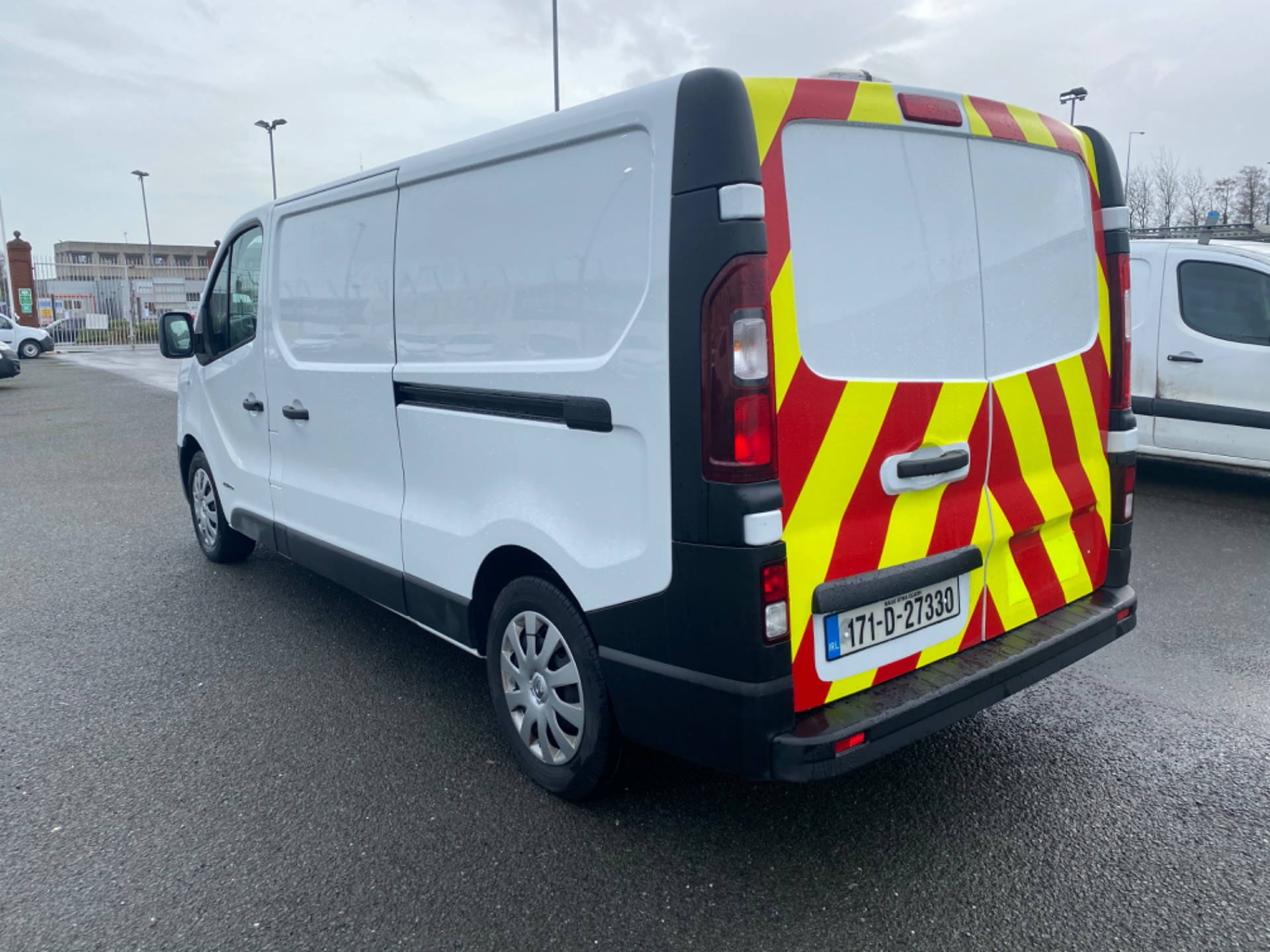 2017 Renault Trafic LL29 DCI 120 Business 3DR (171D27330) Image 5