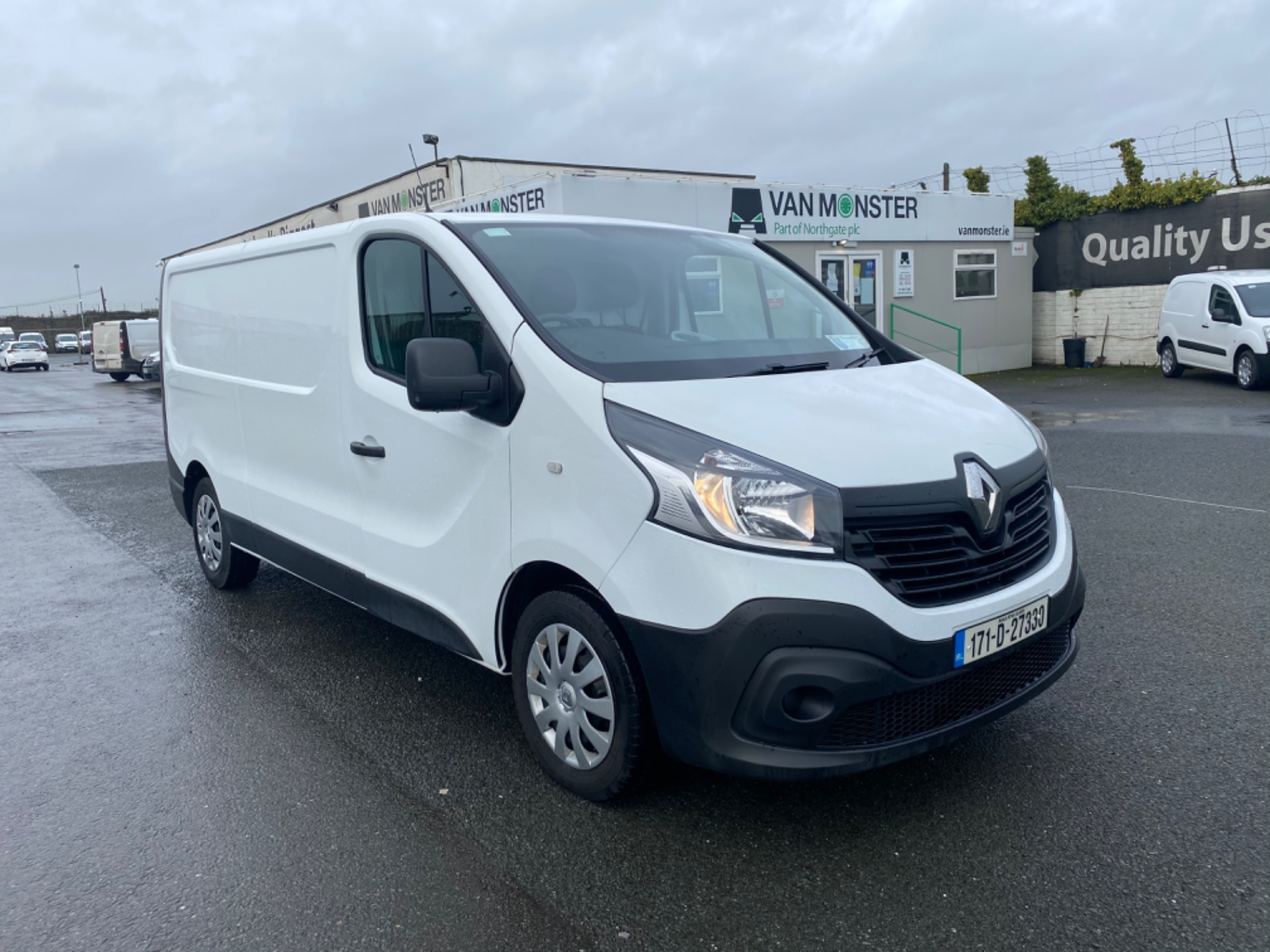 2017 Renault Trafic LL29 DCI 120 Business 3DR (171D27330) Image 1