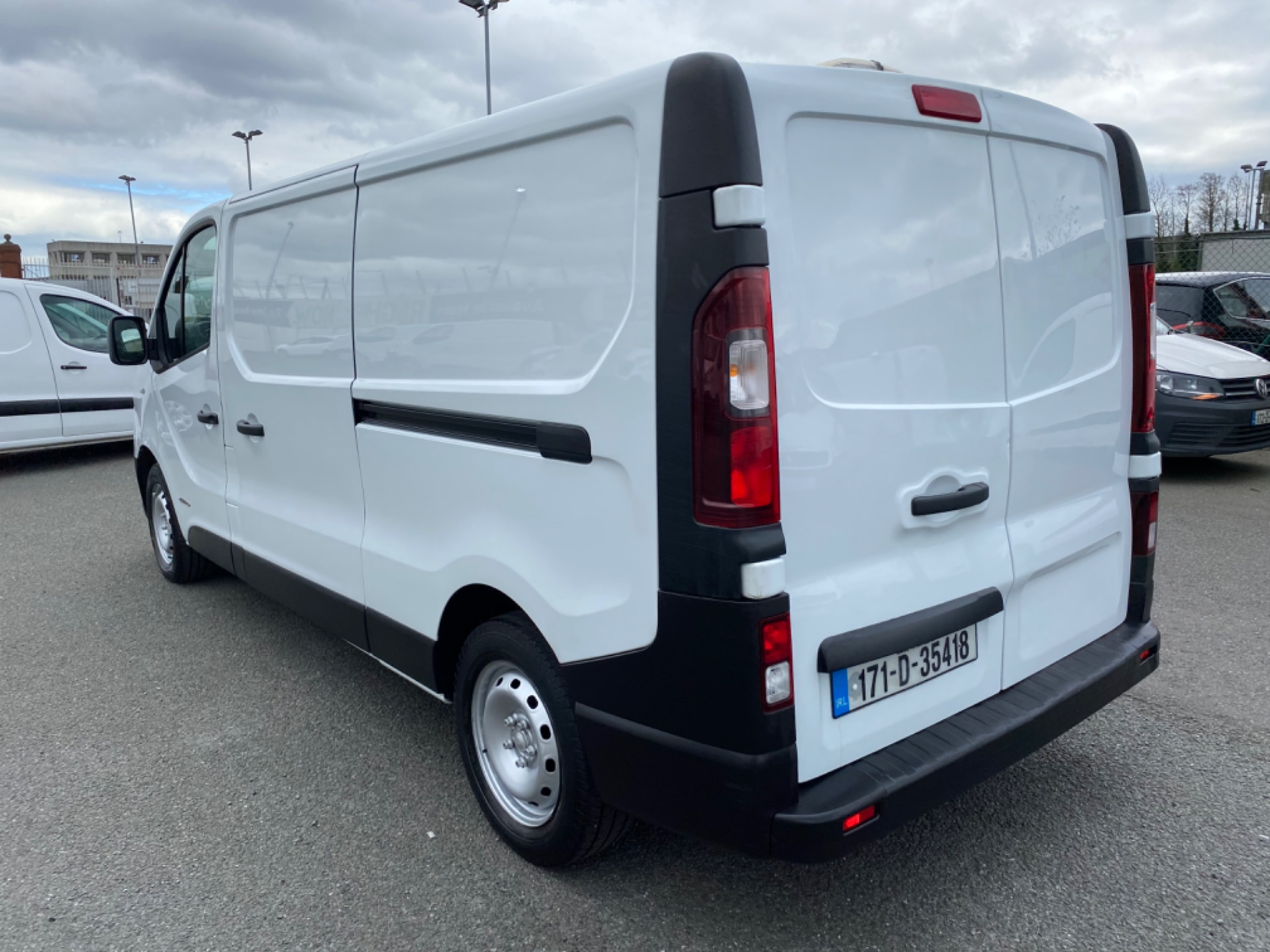 2017 Renault Trafic LL29 DCI 120 Business 3DR (171D35418) Image 5