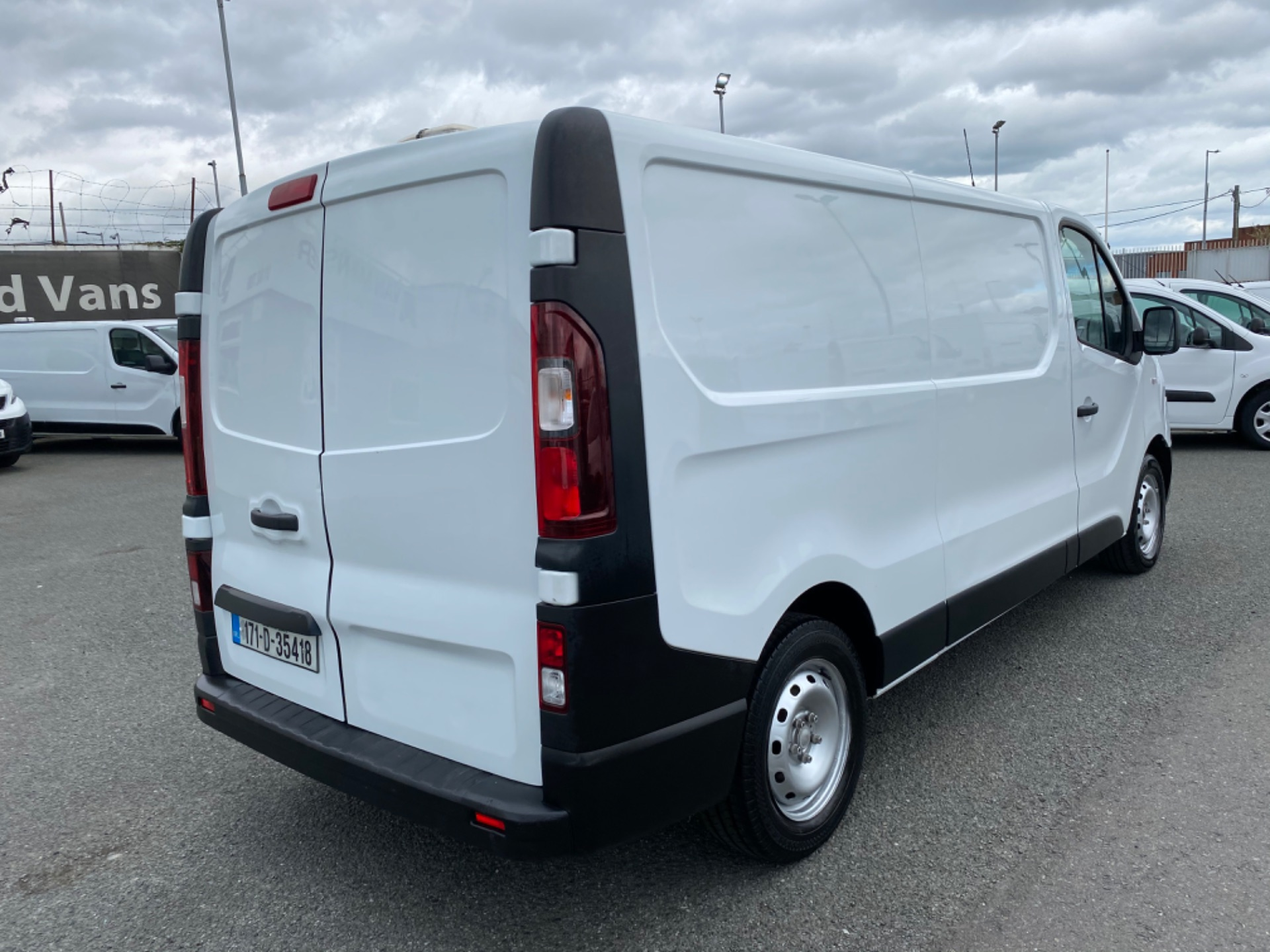 2017 Renault Trafic LL29 DCI 120 Business 3DR (171D35418) Image 7