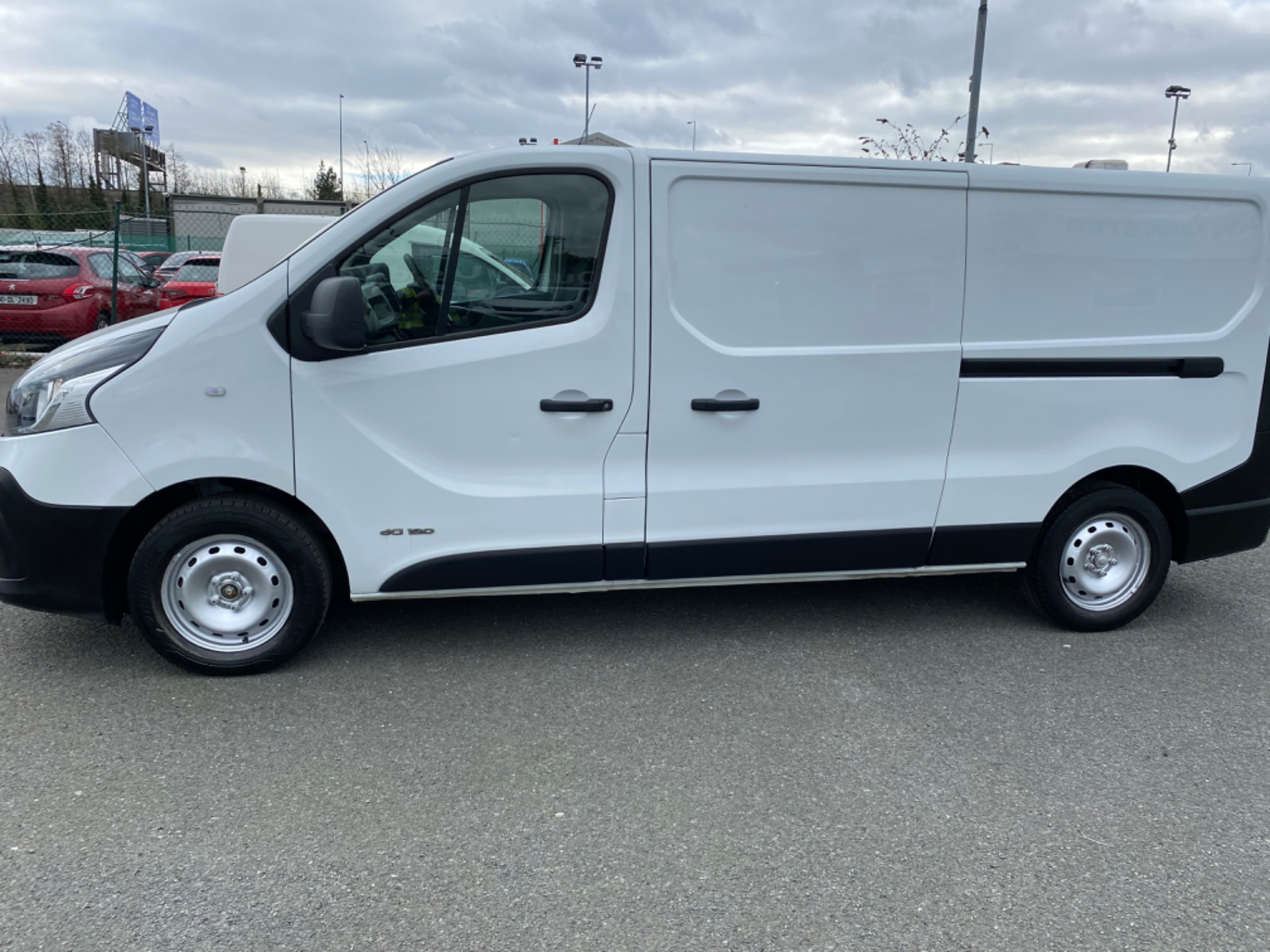 2017 Renault Trafic LL29 DCI 120 Business 3DR (171D35418) Image 4