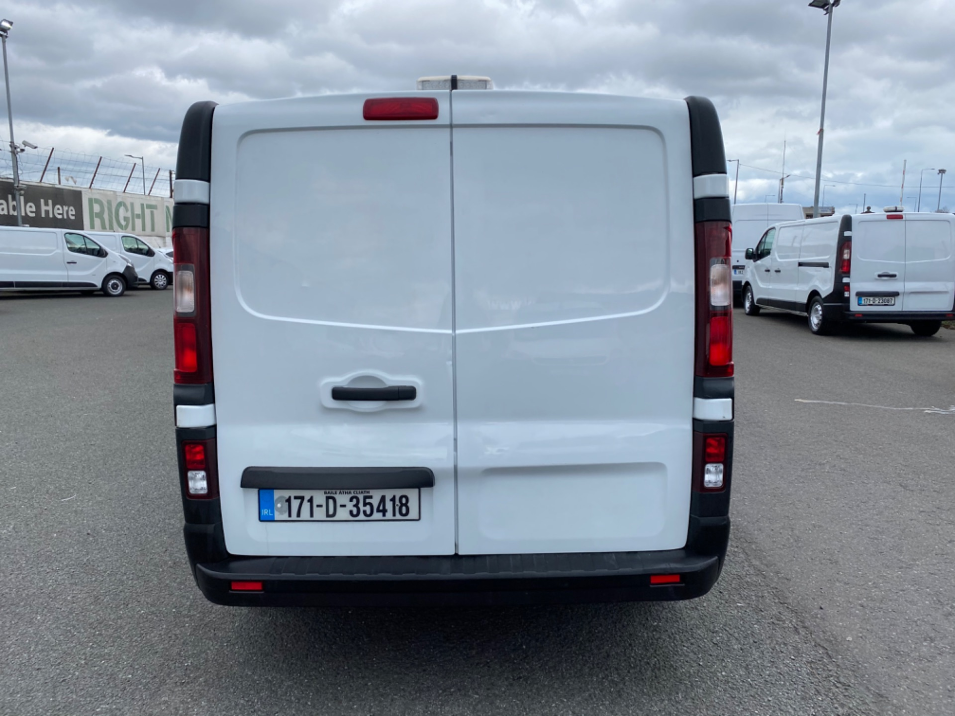 2017 Renault Trafic LL29 DCI 120 Business 3DR (171D35418) Image 6