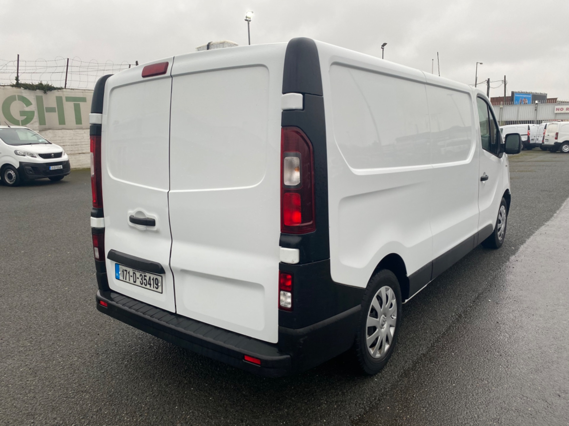 2017 Renault Trafic LL29 DCI 120 BUSINESS 3DR (171D35419) Image 7