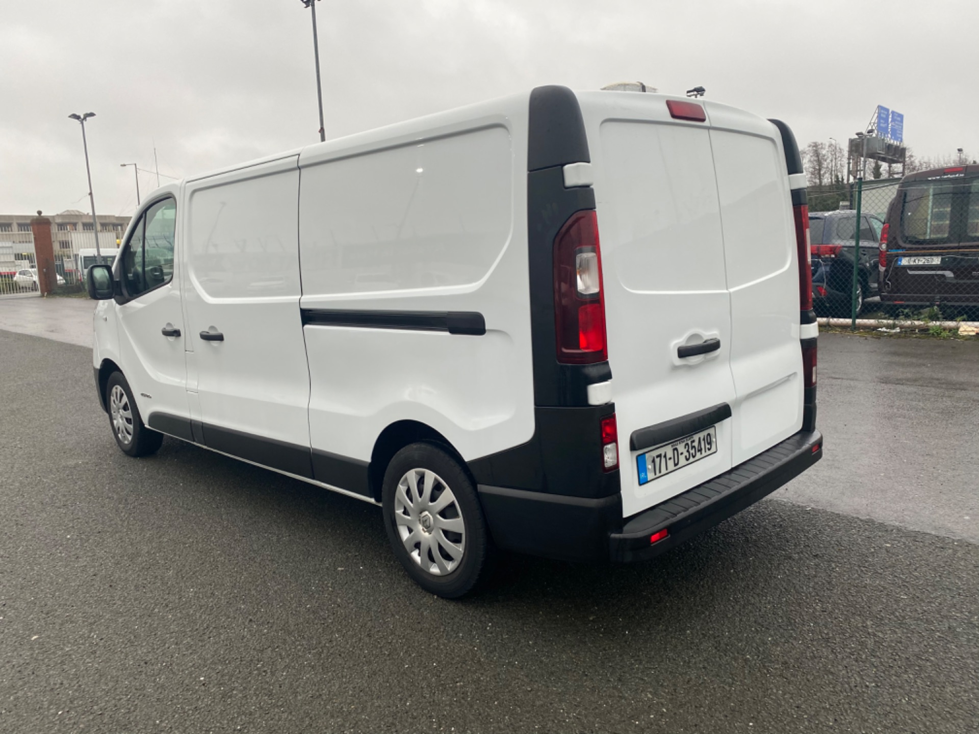 2017 Renault Trafic LL29 DCI 120 BUSINESS 3DR (171D35419) Image 5