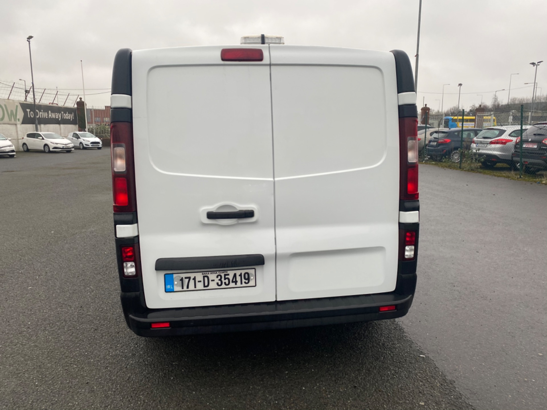 2017 Renault Trafic LL29 DCI 120 BUSINESS 3DR (171D35419) Image 6