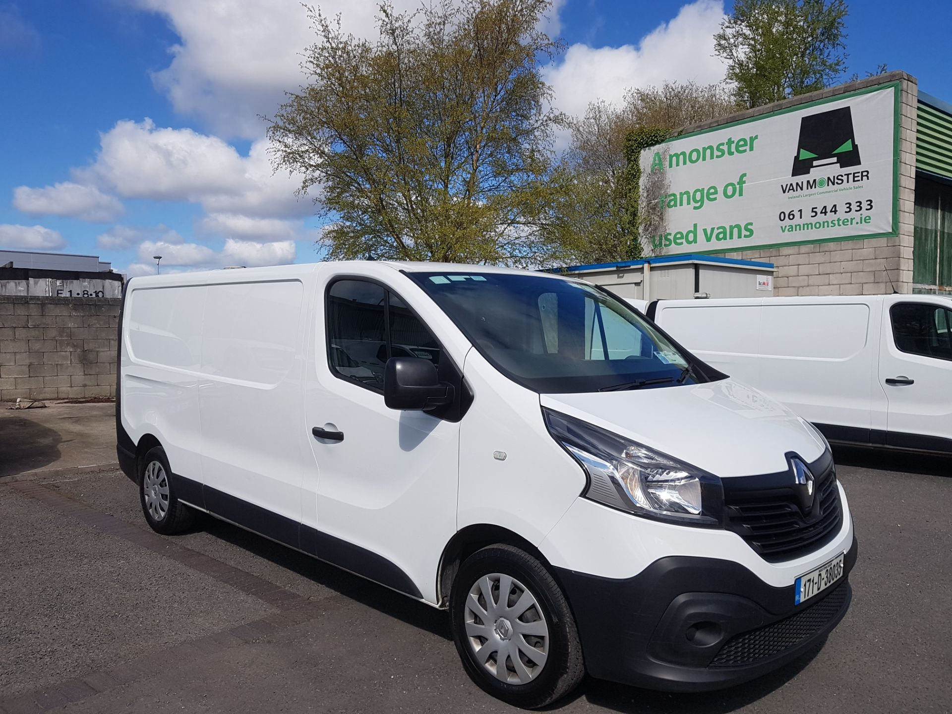2017 Renault Trafic LL29 DCI 120 Business 3DR (171D38035)