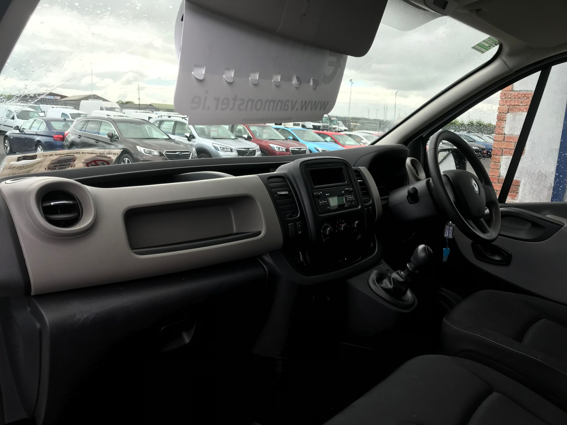 2017 Renault Trafic LL29 DCI 120 Business 3DR (171D44946) Image 11