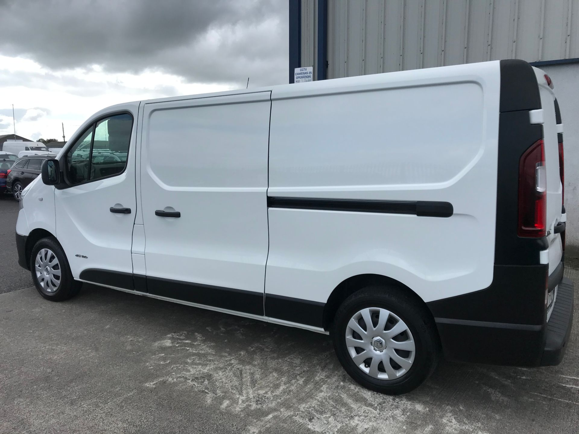 2017 Renault Trafic LL29 DCI 120 Business 3DR (171D44946) Image 6
