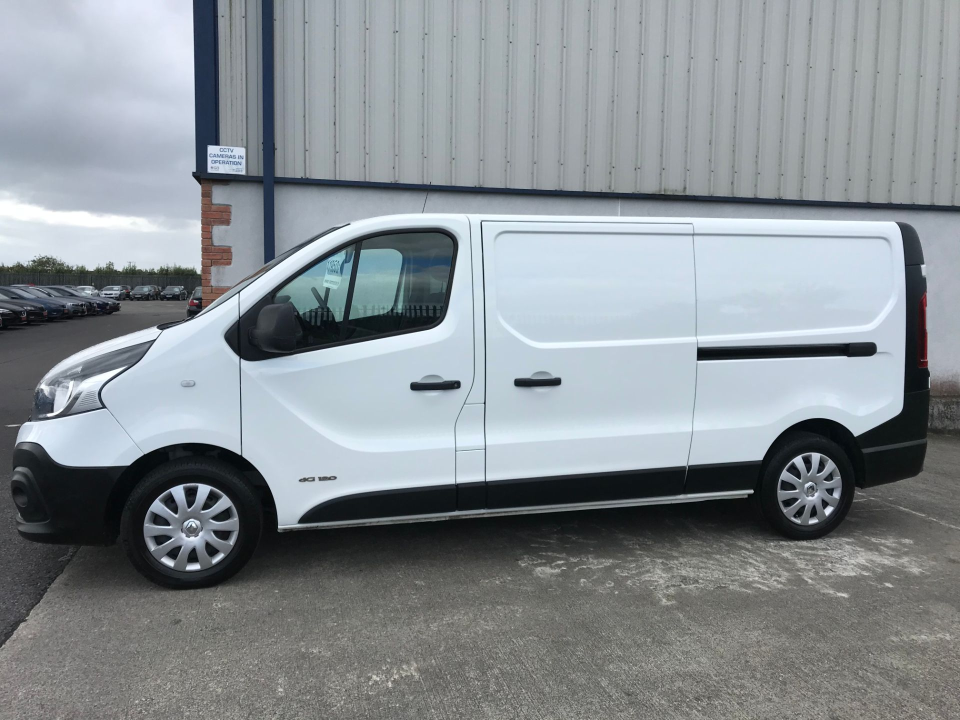 2017 Renault Trafic LL29 DCI 120 Business 3DR (171D44946) Image 7