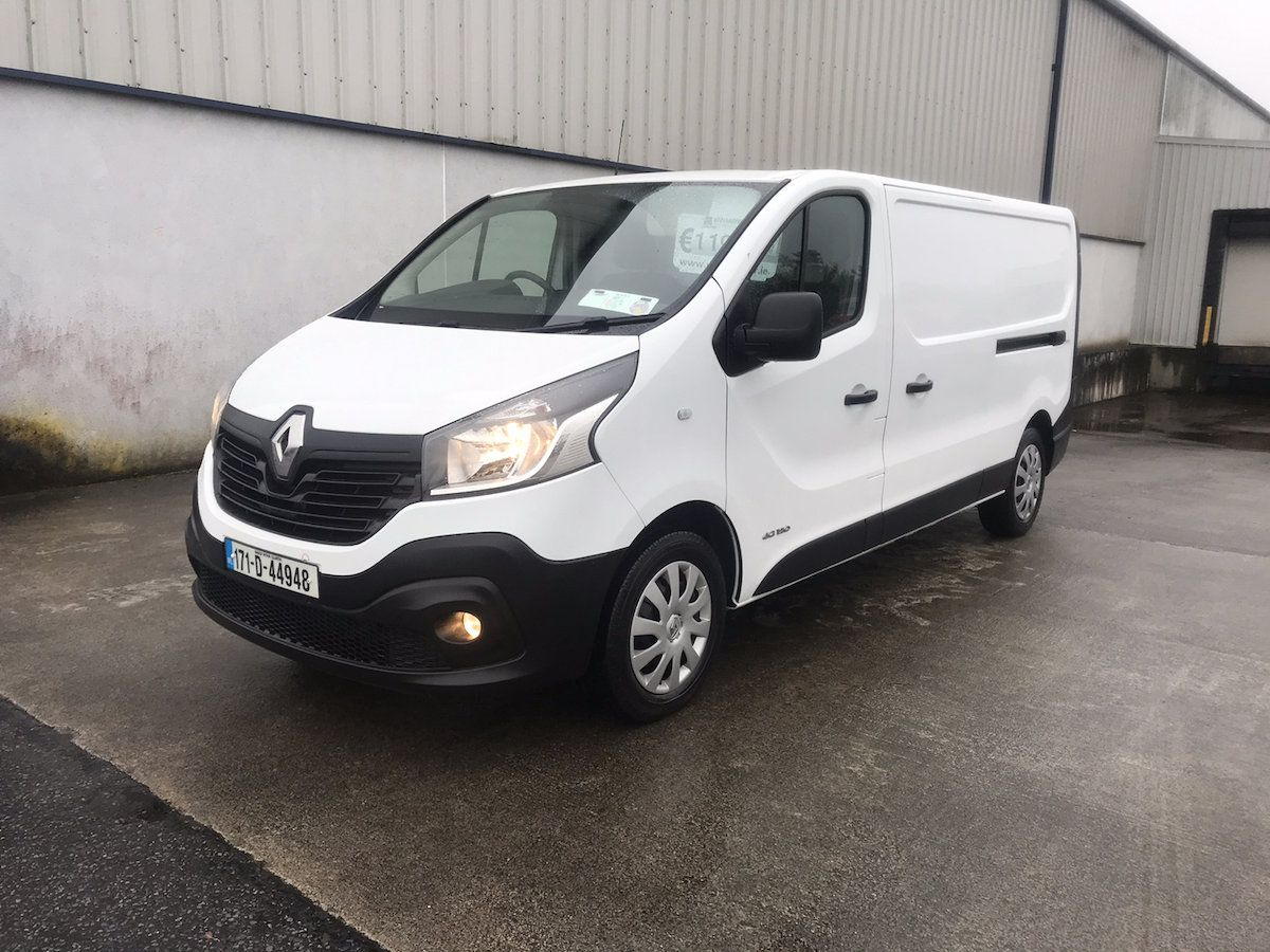 2017 Renault Trafic LL29 DCI 120 Business 3DR (171D44948) Image 4