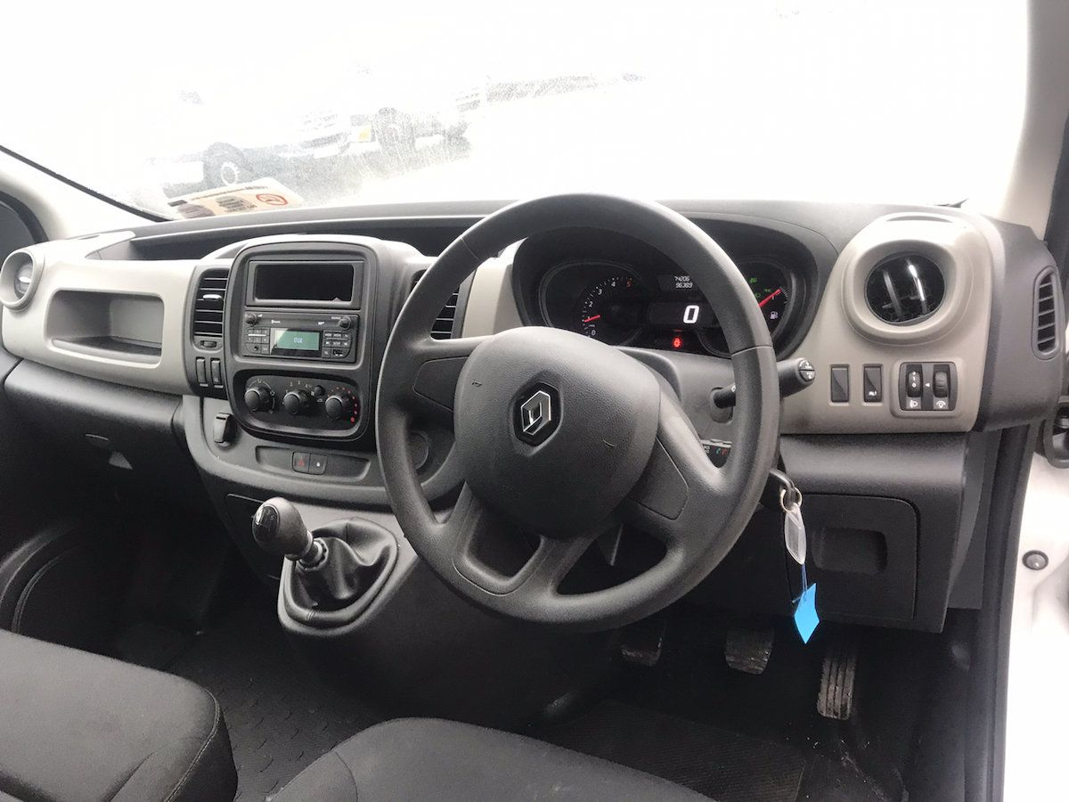 2017 Renault Trafic LL29 DCI 120 Business 3DR (171D44948) Image 12