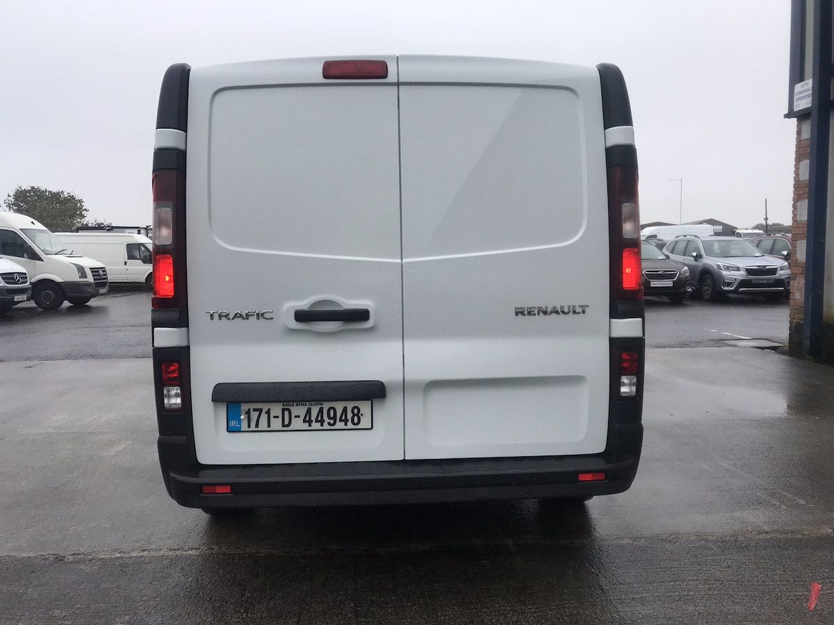 2017 Renault Trafic LL29 DCI 120 Business 3DR (171D44948) Image 6