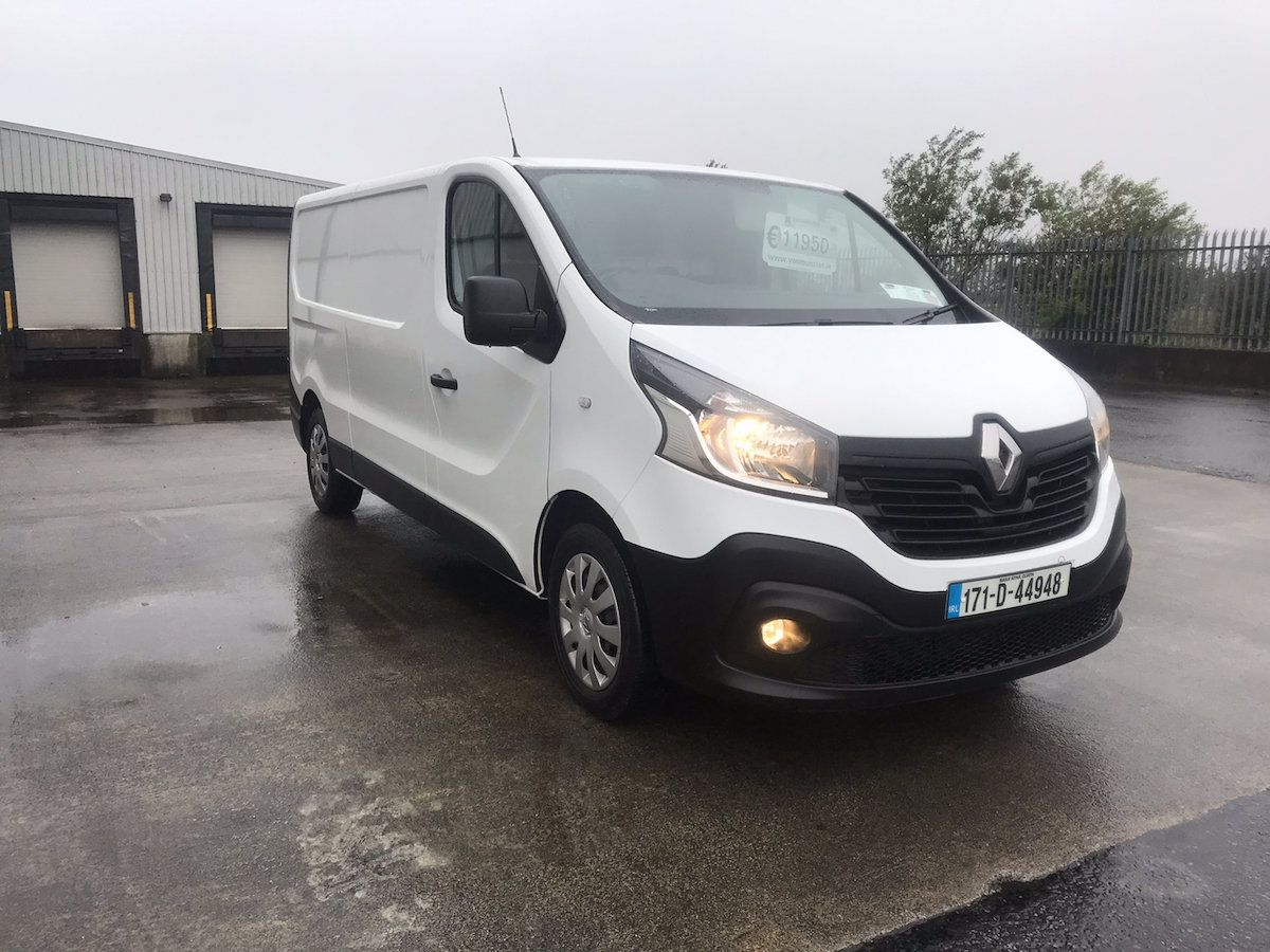 2017 Renault Trafic LL29 DCI 120 Business 3DR (171D44948) Image 2