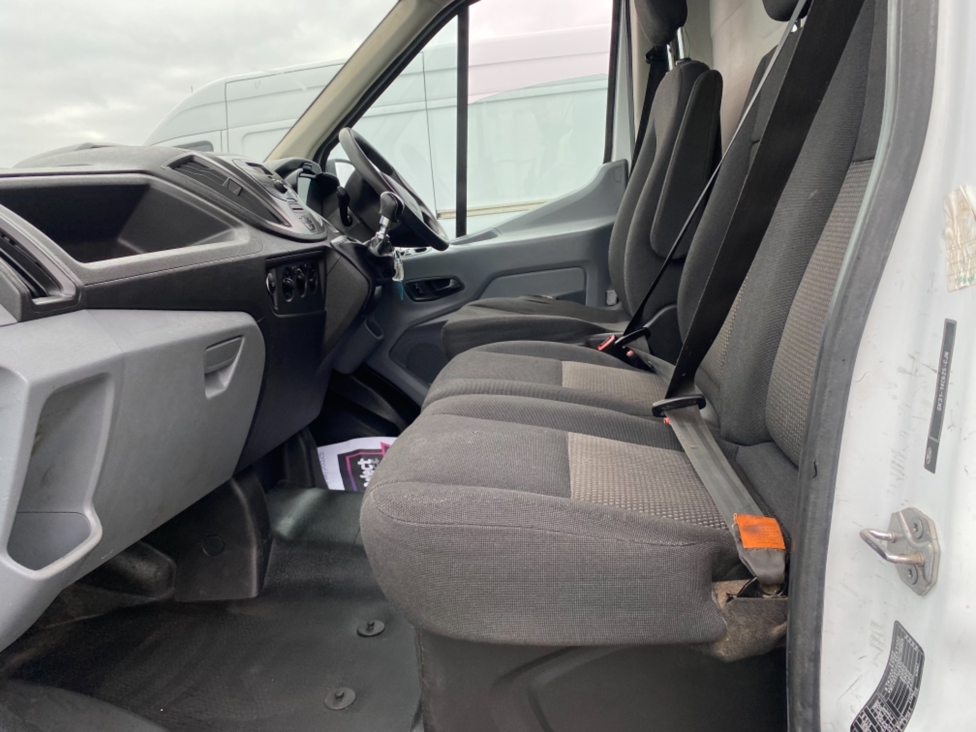 2017 Ford Transit 350 L3 H3 P/V DRW (171D45317) Image 11
