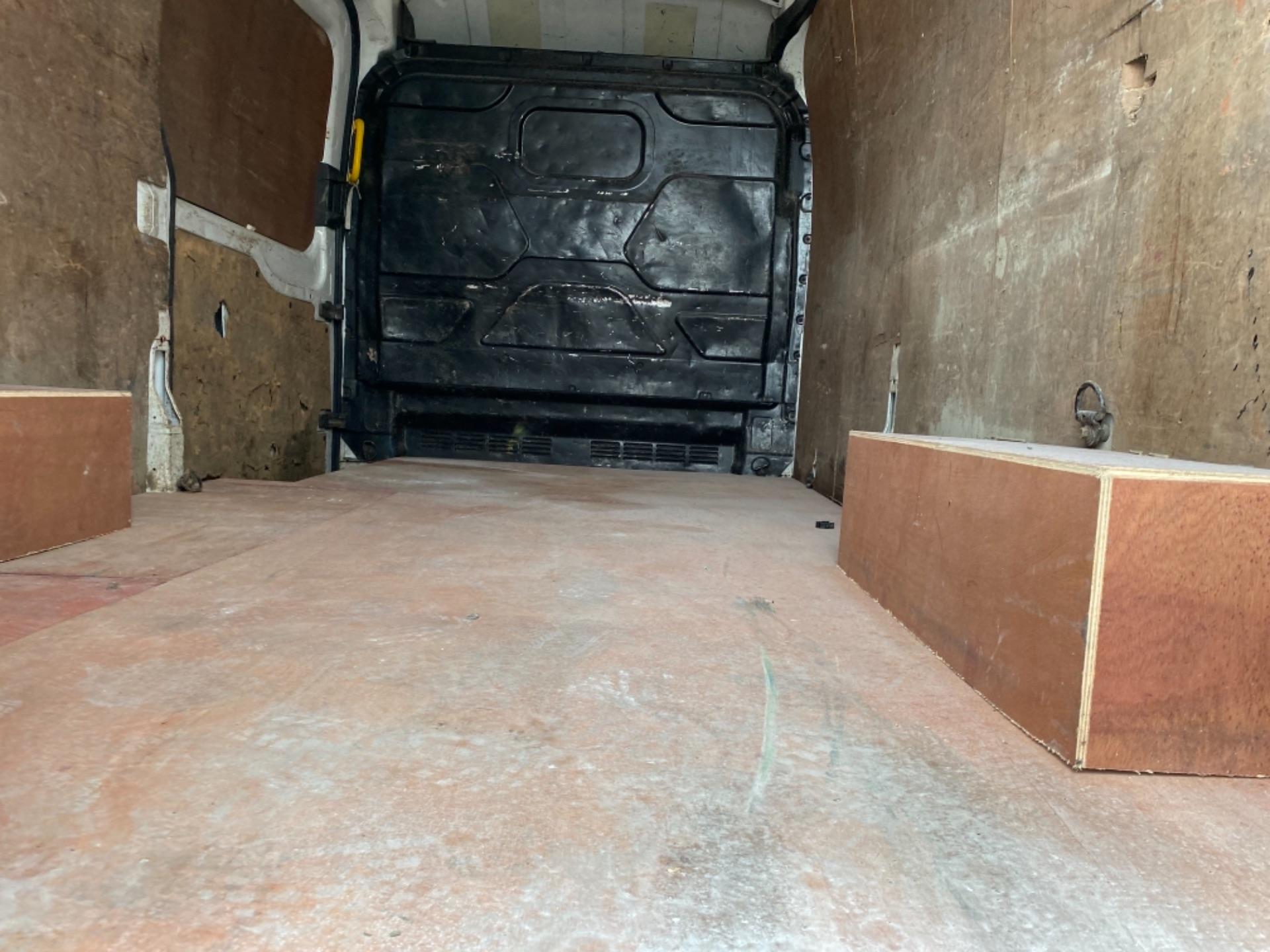 2017 Ford Transit 350 L3 H3 P/V DRW (171D45317) Image 8