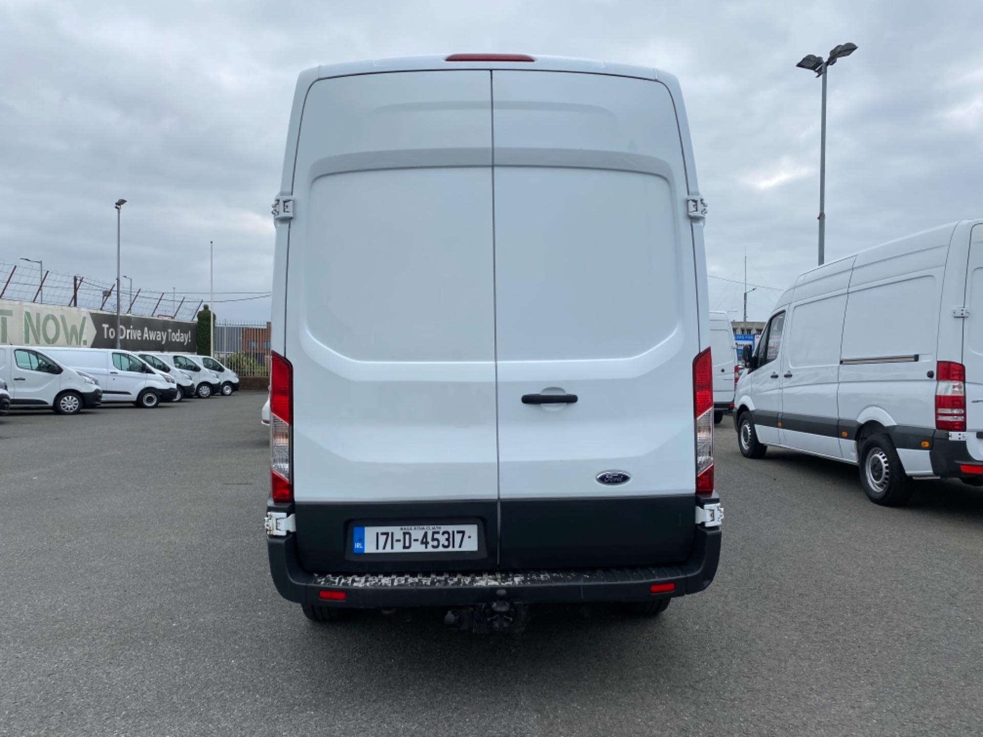 2017 Ford Transit 350 L3 H3 P/V DRW (171D45317) Image 5