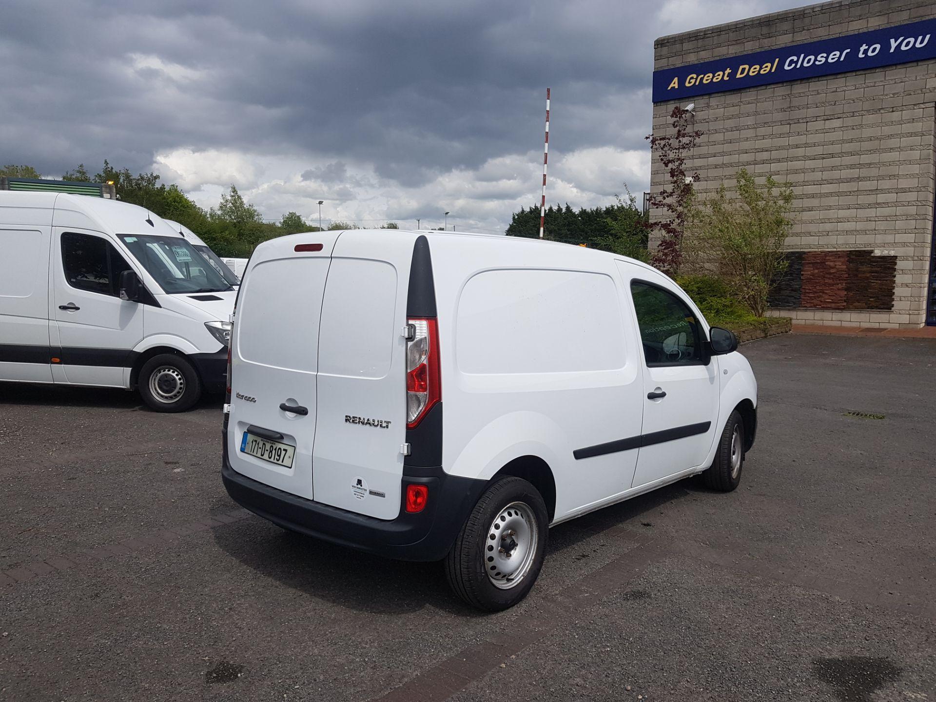 2017 Renault Kangoo ML19 Energy DCI 75 Business 2D (171D8197) Image 3