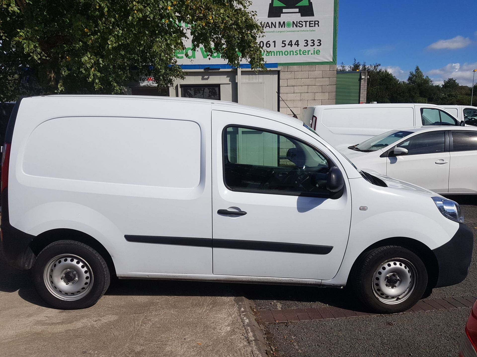 2017 Renault Kangoo ML19 Energy DCI 75 Business 2D (171D8212)
