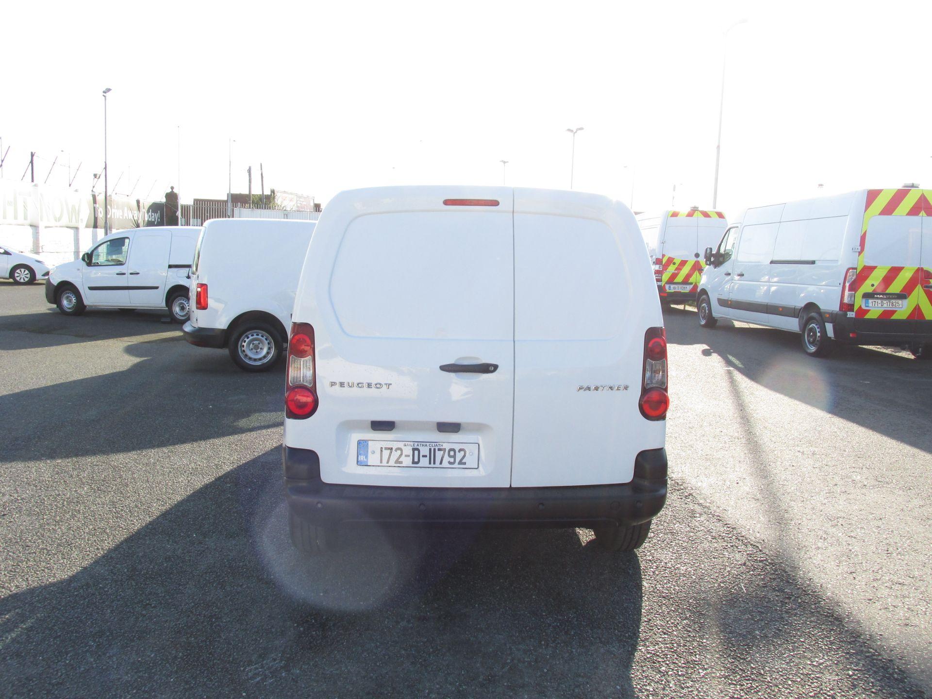 2017 Peugeot Partner 3 SEATER (172D11792) Image 6