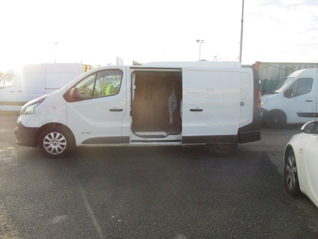 2017 Renault Trafic LL29 DCI 120 Business 3DR (172D13384) Image 10