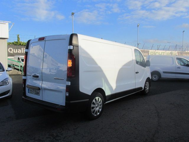 2017 Renault Trafic LL29 DCI 120 Business 3DR (172D13384) Image 3