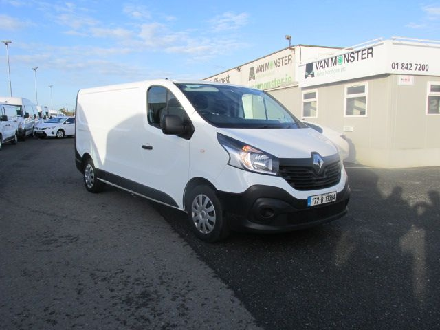 2017 Renault Trafic LL29 DCI 120 Business 3DR (172D13384)