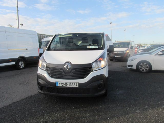 2017 Renault Trafic LL29 DCI 120 Business 3DR (172D13384) Image 8