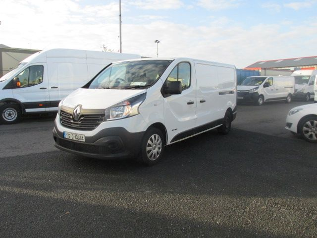 2017 Renault Trafic LL29 DCI 120 Business 3DR (172D13384) Image 7