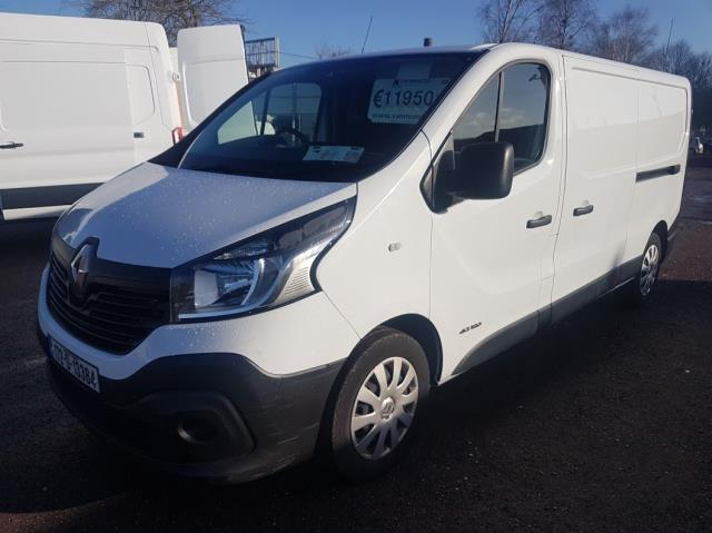 2017 Renault Trafic LL29 DCI 120 Business 3DR (172D13384) Image 20