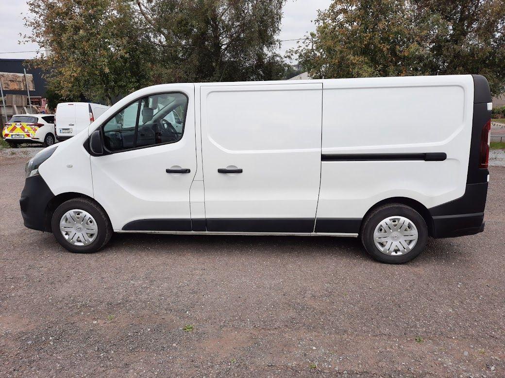 2017 Vauxhall Vivaro L2H1 2900 CDTI (172D14951) Image 14