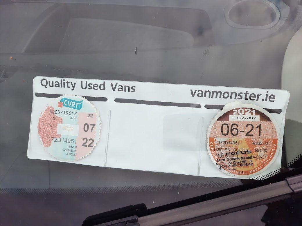 2017 Vauxhall Vivaro L2H1 2900 CDTI (172D14951) Image 4
