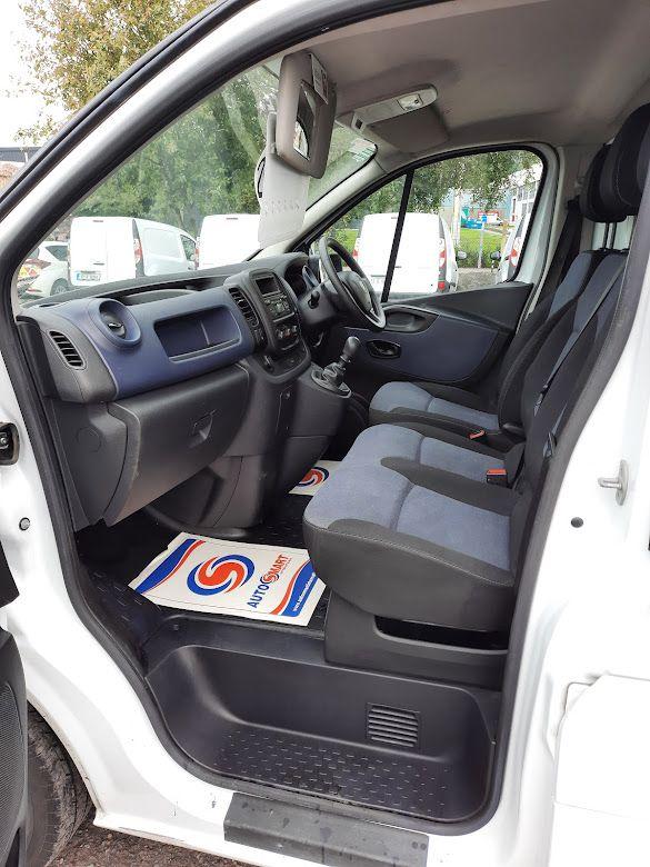 2017 Vauxhall Vivaro L2H1 2900 CDTI (172D14951) Image 16