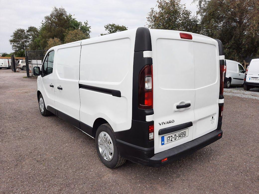 2017 Vauxhall Vivaro L2H1 2900 CDTI (172D14951) Image 13