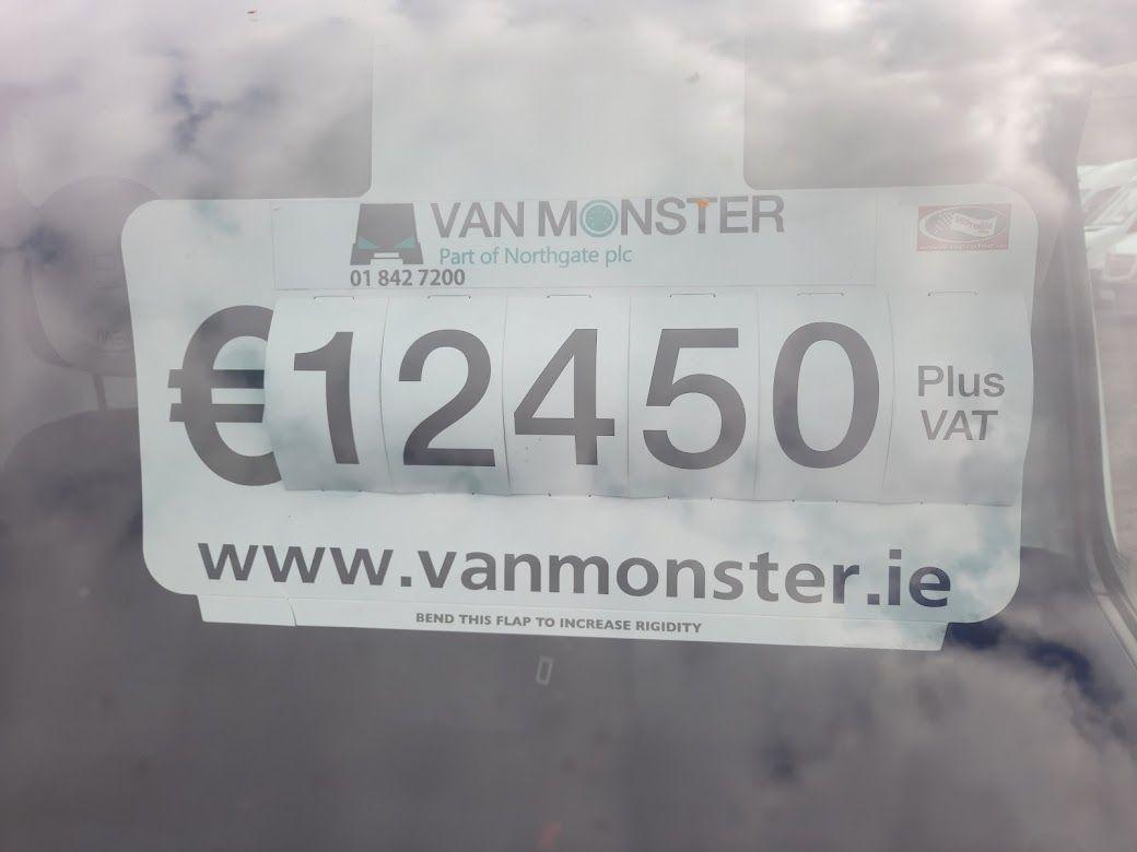 2017 Vauxhall Vivaro L2H1 2900 CDTI (172D14951) Image 3