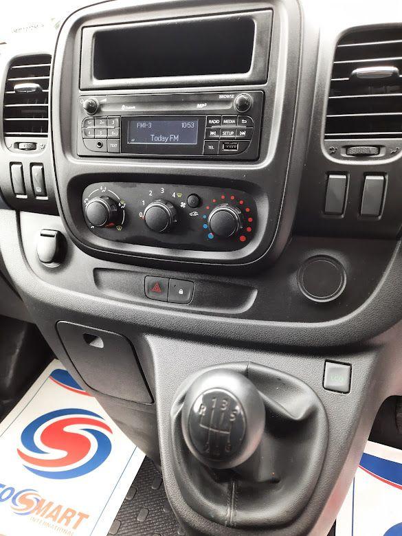 2017 Vauxhall Vivaro L2H1 2900 CDTI (172D14951) Image 5