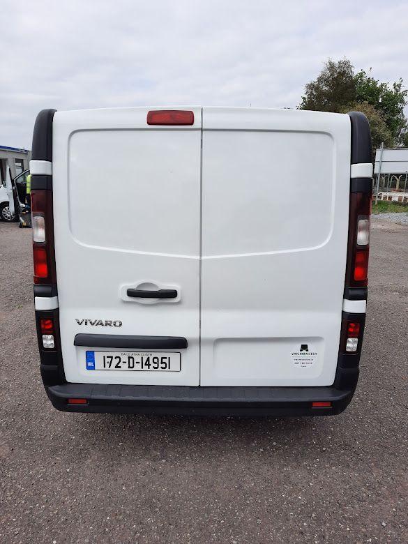 2017 Vauxhall Vivaro L2H1 2900 CDTI (172D14951) Image 11