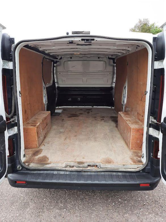 2017 Vauxhall Vivaro L2H1 2900 CDTI (172D14951) Image 12