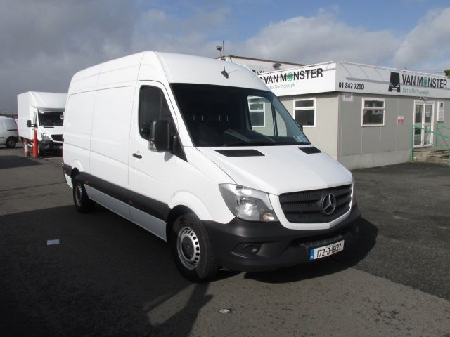 2017 Mercedes-Benz Sprinter 314/36 EU6 6DR (172D16127)