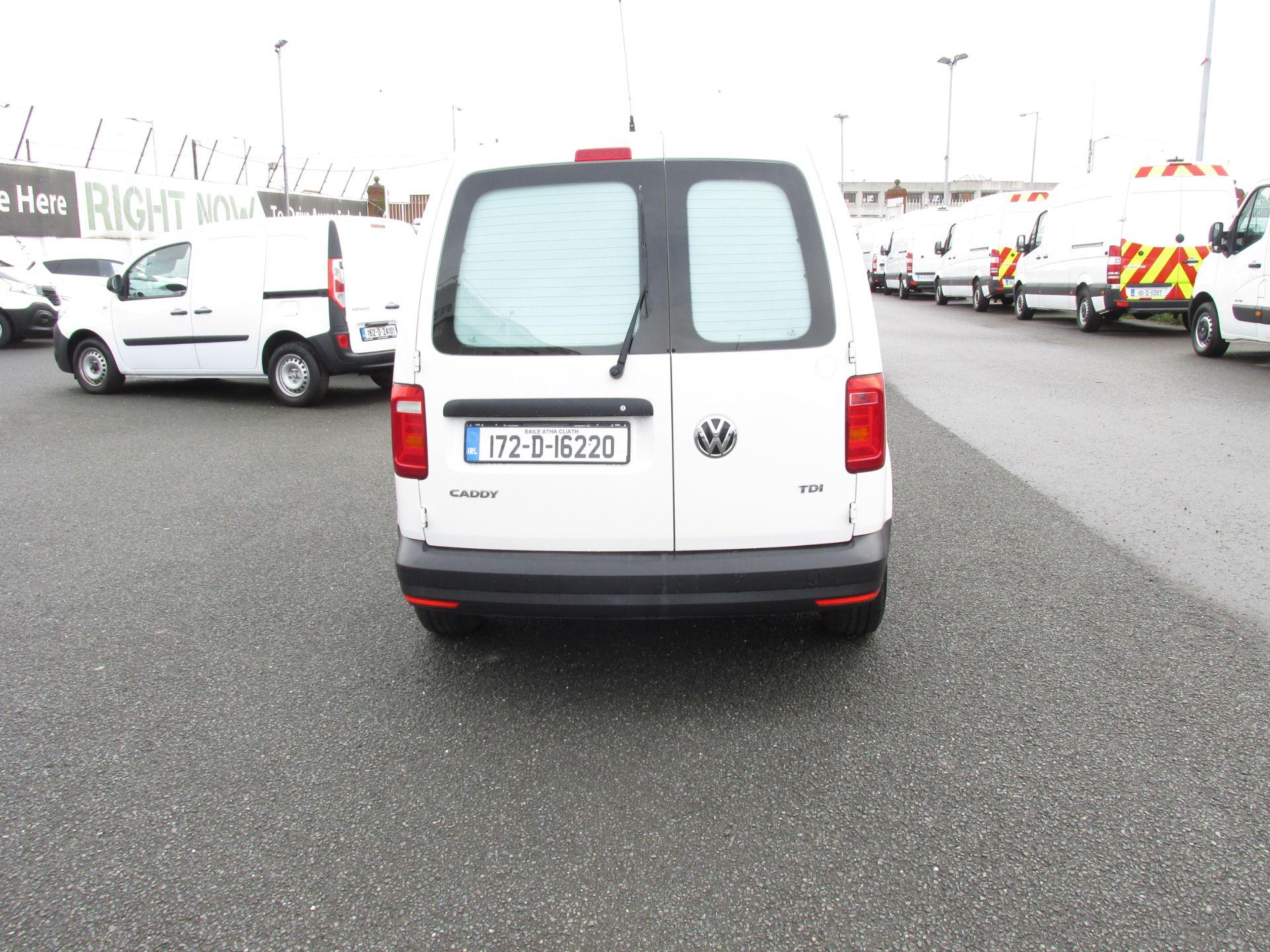 2017 Volkswagen Caddy C20 TDI STARTLINE (172D16220) Image 7