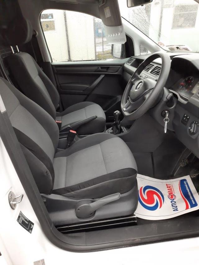 2017 Volkswagen Caddy C20 TDI STARTLINE (172D16220) Image 3