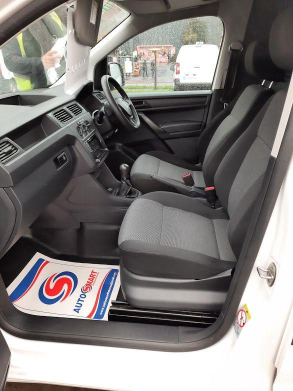 2017 Volkswagen Caddy C20 TDI STARTLINE (172D16220) Image 15