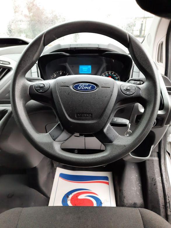 2017 Ford Transit Custom 290 LR P/V (172D16231) Image 6
