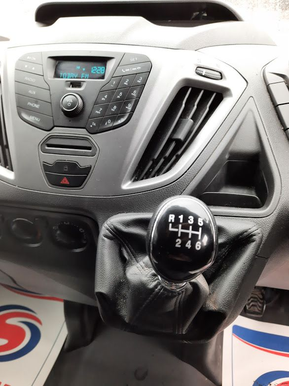 2017 Ford Transit Custom 290 LR P/V (172D16231) Image 5