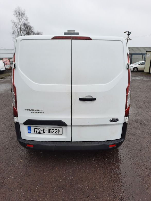 2017 Ford Transit Custom 290 LR P/V (172D16231) Image 11