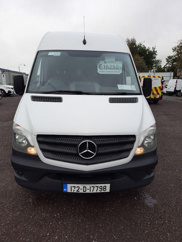 2017 Mercedes-Benz Sprinter 314/43 EU6 6DR (172D17798) Image 2