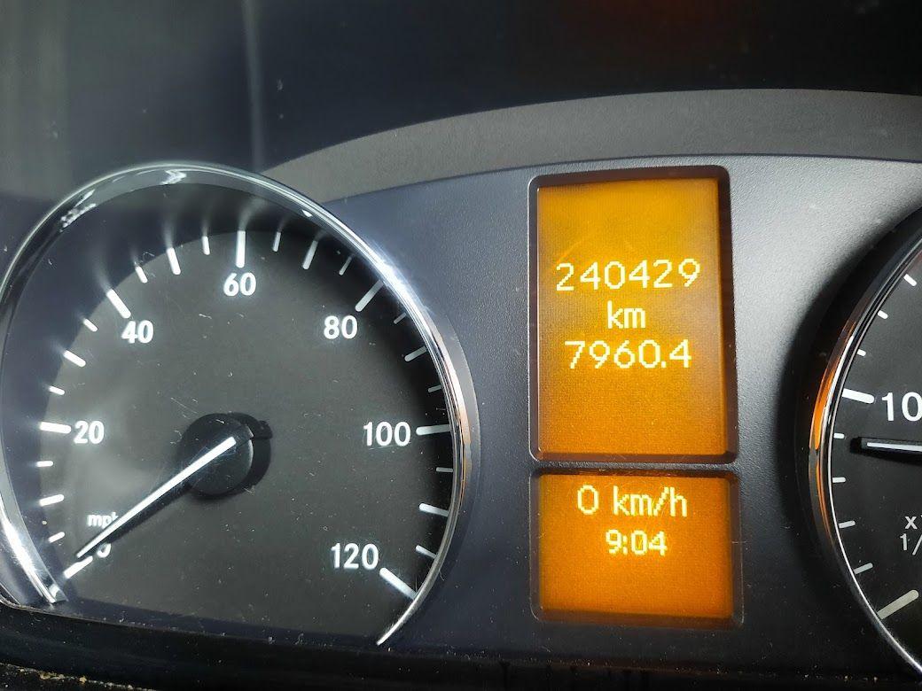 2017 Mercedes-Benz Sprinter 314/43 EU6 6DR (172D17798) Image 7