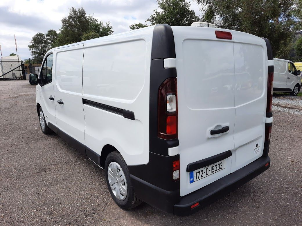 2017 Renault Trafic LL29 DCI 120 Business 3DR (172D19333) Image 13