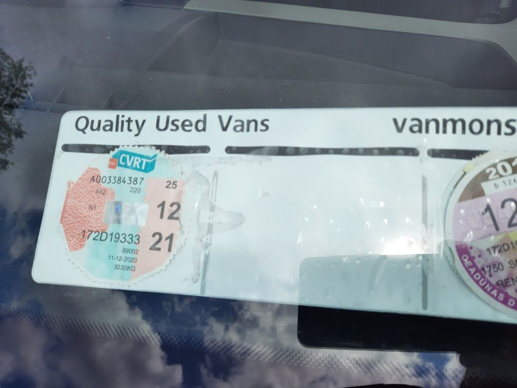 2017 Renault Trafic LL29 DCI 120 Business 3DR (172D19333) Image 4